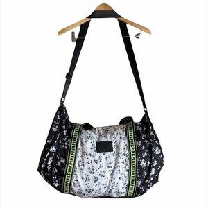 Victoria's Secret PINK Travel Duffle Bag Floral